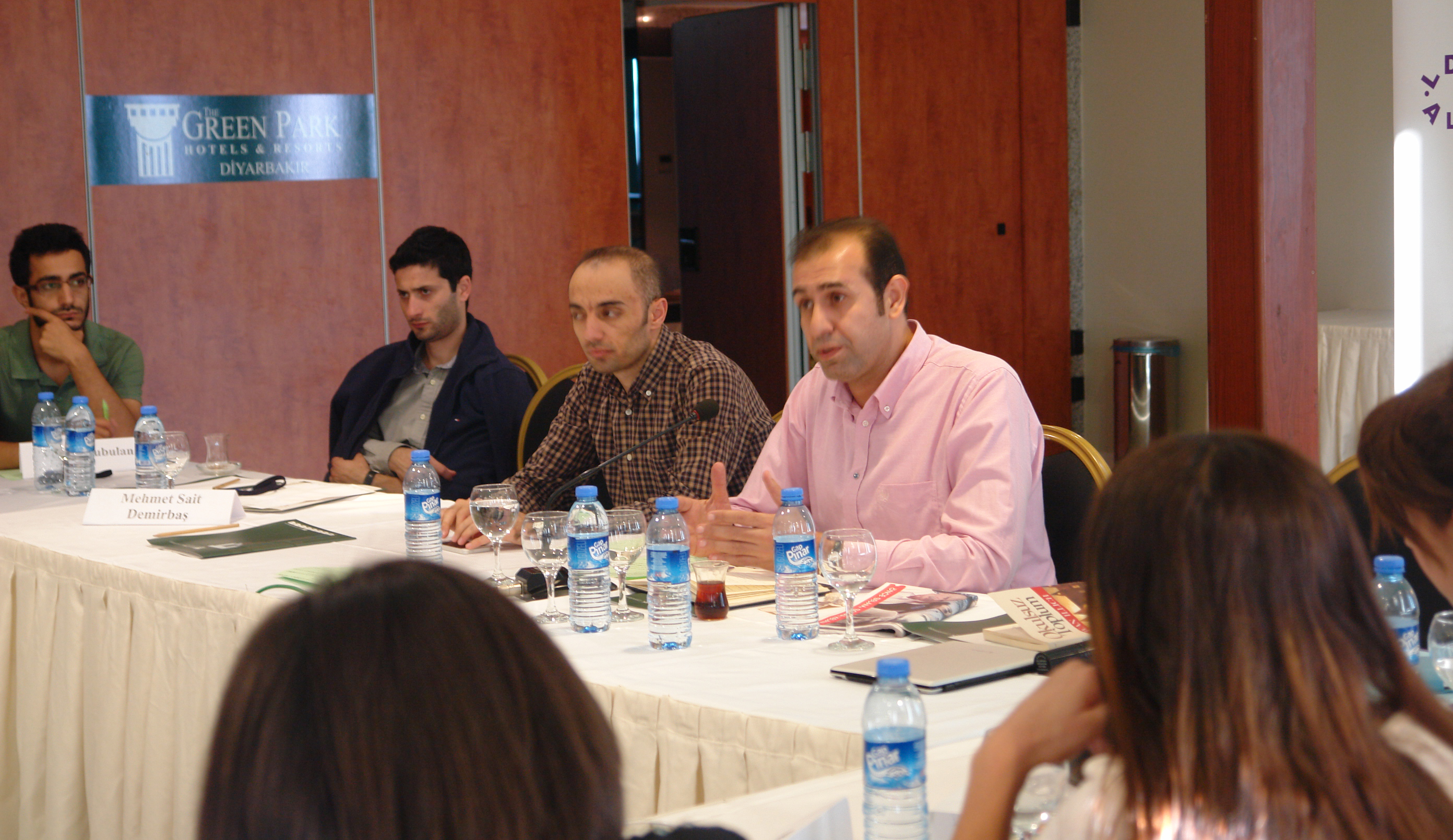Liberty Academy Introductory Seminar, 06-07 October 2013, Diyarbakır City