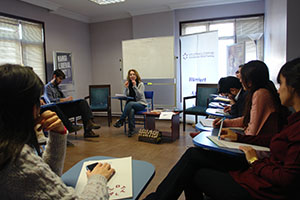 Liberty Academy Introductory Seminar, 12-13 April 2014, Istanbul