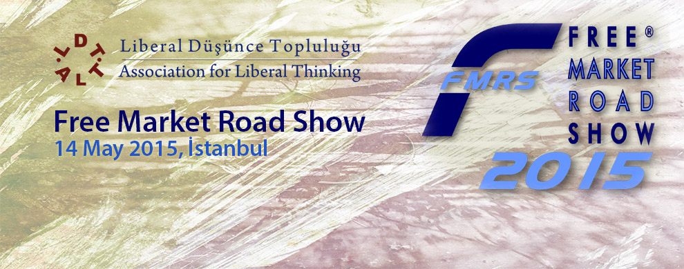 Free Market Road Show 2015 Istanbul
