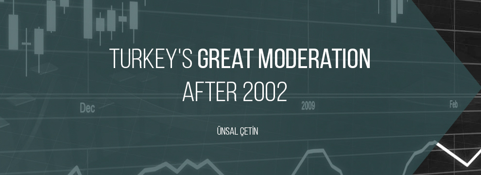 Turkey's Great Moderation After 2002